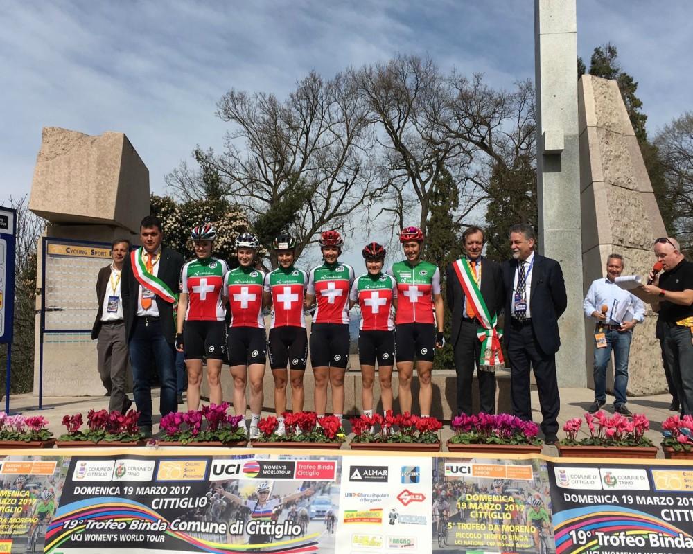Trofeo Alfredo Binda – Comune Di Cittiglio – U.C.I Women's World Tour 2017