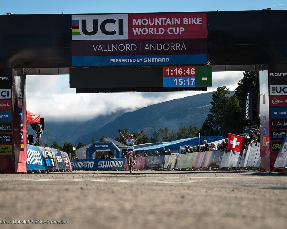 Mountainbike Weltcup Vallnord / Andorra