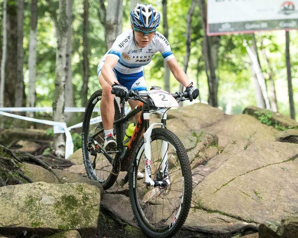 Mountainbike Weltcup Mont Sainte-Anne