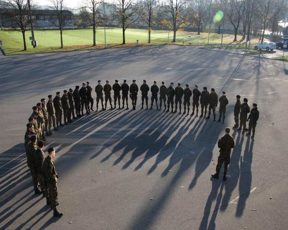 18 Wochen «Schwiizer Militär» Und Spitzensport