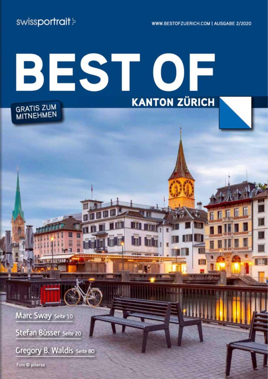 2020-11-18: Best Of Zurich, Nie Aufgeben, Immer Nach Vorne Schauen