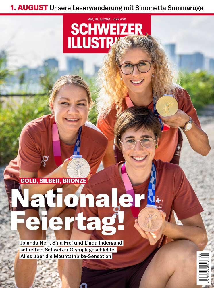 2021-08-01: Schweizer Illustrierte